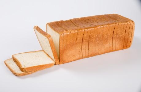 לחם קסטן - קמח חיטה, מכיל שמרים. מתאים להכנת טוסטים/צנימים