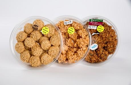 עוגיות בריאות ללא תוספת סוכר - חלבי